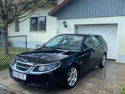 gebraucht Saab 9-5 Sport-Kombi Linear 1,9 TiD
