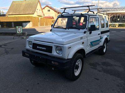 gebraucht Suzuki Samurai 4WD SJ510 1 SUV / Geländewagen