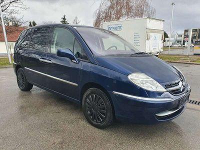 gebraucht Citroën C8 2,0 HDi 16V SX FAP Kombi / Family Van