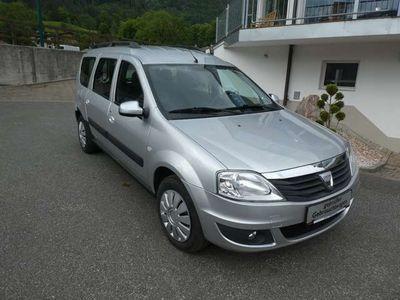 gebraucht Dacia Logan MCV Black Line 1,6 MPI