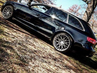 gebraucht Audi A4 2.0 Benzin Kombi / Family Van