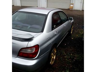 gebraucht Subaru Impreza GTS 4WD
