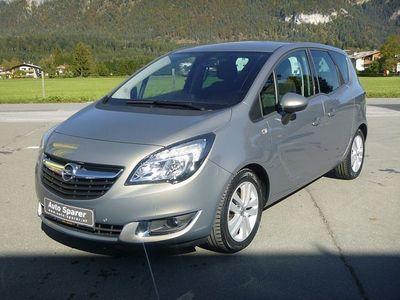 gebraucht Opel Meriva 1,4 Turbo Ecotec Österreich Edition Start/Stop Sy