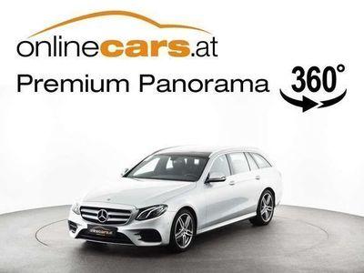 gebraucht Mercedes E200 T Aut. AMG-LINE OPEN-SKY LED NAVI