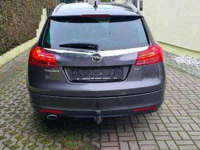 gebraucht Opel Insignia ST 2,0 CDTI ecoflex