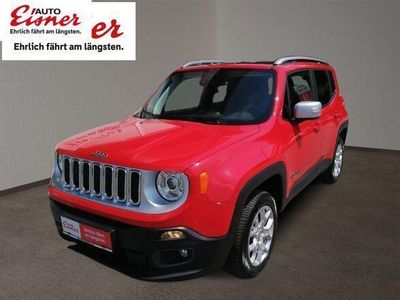 gebraucht Jeep Renegade Limited 2,0 MJII 140 4x4