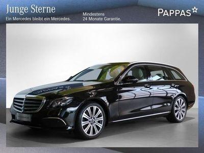used Mercedes E220 T Austria Edition Elegance 4MATIC Aut.