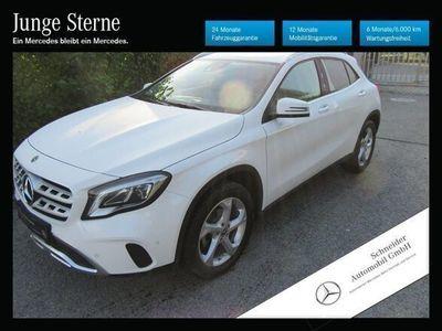 gebraucht Mercedes GLA180 180