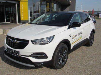 gebraucht Opel Grandland X 1,5 Diesel Edition 2020 Aut. Start/Stopp