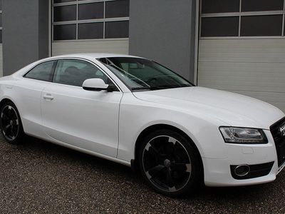 gebraucht Audi A5 Coupé 3,0 TDI V6 quattro DPF *1.Besitz*