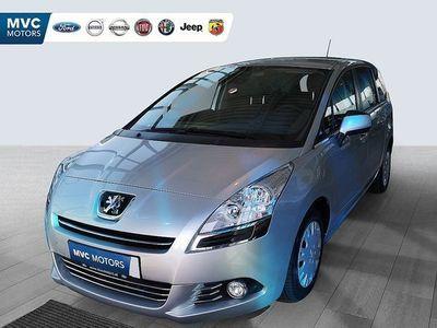 gebraucht Peugeot 5008 1,6 HDI Premium FAP