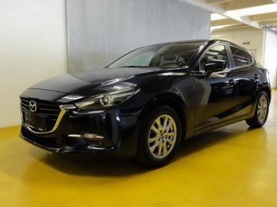 gebraucht Mazda 3 Sport CD105 Attraction WENIG KM !!