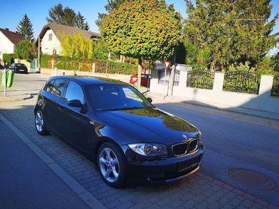 gebraucht BMW 123 1er-Reihe d Bi-Turbo Automatik Klein-/ Kompaktwagen