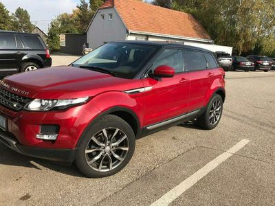 gebraucht Land Rover Range Rover evoque Pure 2,2 eD SUV / Geländewagen