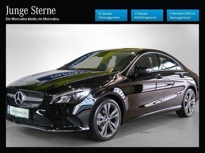 gebraucht Mercedes CLA200 d 4MATIC Aut.