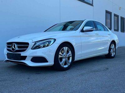 gebraucht Mercedes C200 d Avantgarde Aut.**VOLL**Leasingfähig