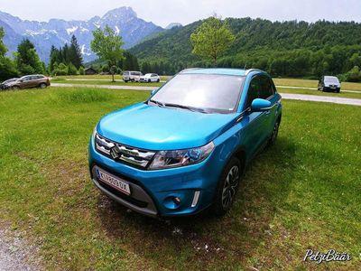 used Suzuki Vitara 1,6 VVT 4WD GLX Flash SUV / Geländewagen,