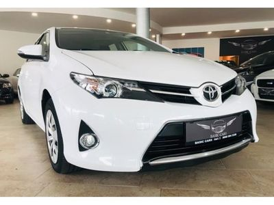 brugt Toyota Auris 1,6 Valvematic Active