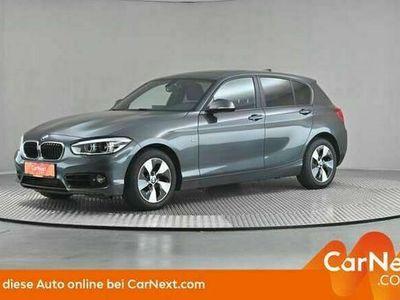 gebraucht BMW 120 120 d Sport Line Aut. (885983)