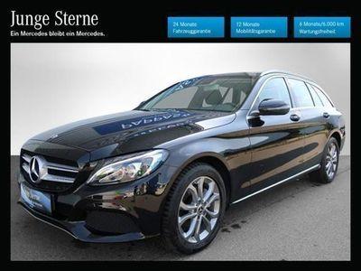 gebraucht Mercedes C200 d T Exklusive Aut.