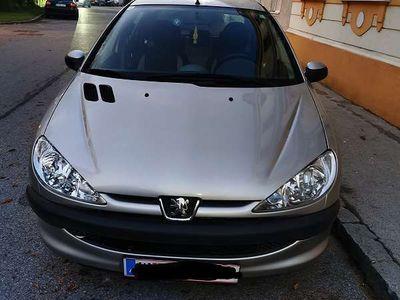 gebraucht Peugeot 206 COOLJUN 1.1 Klein-/ Kompaktwagen