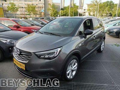 gebraucht Opel Crossland X 1,2 Turbo Direct Injection Ultimate... SUV / Geländewagen,