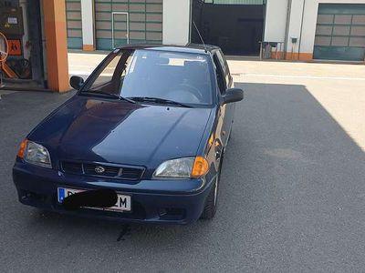 gebraucht Subaru Justy Klein-/ Kompaktwagen,