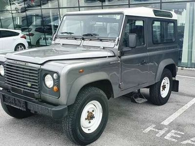 "gebraucht Land Rover Defender 90"" Stat.Wag. Silver LE 2,5 Td5*2.Be*Pickerl Neu"