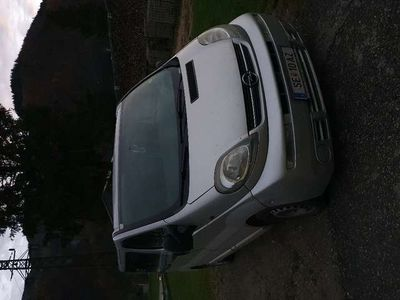 gebraucht Opel Vivaro Combi L1H1 2,5 DTI 2,8t kurz