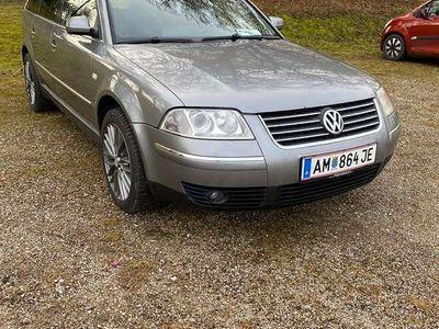 gebraucht VW Passat V6 TDI 4motion Kombi / Family Van