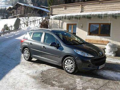 Verkauft Peugeot 207 Trendy 1,6 HDi 90., gebraucht 2009
