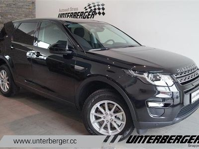 brugt Land Rover Discovery Sport 2,0 TD4 4WD Pure