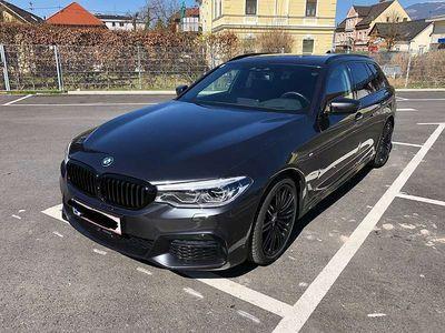 gebraucht BMW 530 5er-Reihe d xDrive Touring M-Paket G31 LNP 94.000,- Kombi / Family Van