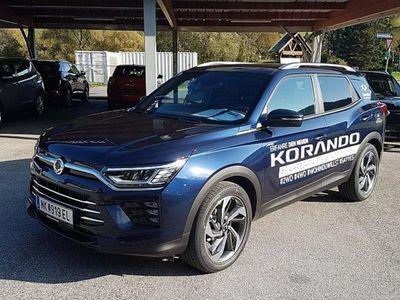 gebraucht Ssangyong Korando Premium 1,6 4WD Premium