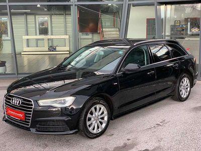 gebraucht Audi A6 Avant 2,0 TDI ultra S-tronic*S-LINE*LEDER*BOSE*SOFORT FINANZIERUNG MÖGLICH** Kombi / Family Van