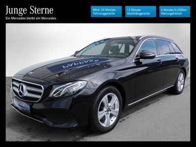 used Mercedes E220 TED 4MATIC