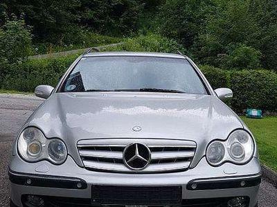 gebraucht Mercedes C270 CDI Kombi Kombi / Family Van