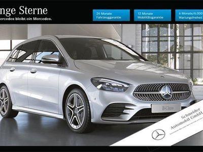 gebraucht Mercedes B250 4MATIC Fahrassistenz/ AMG Line