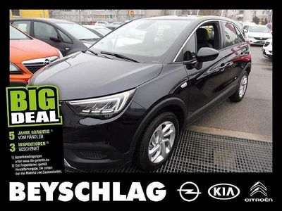 gebraucht Opel Crossland X 1,2 Turbo Direct Injection Innovati... SUV / Geländewagen