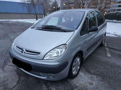 gebraucht Citroën Xsara Picasso 2,0 HDI Kombi / Family Van