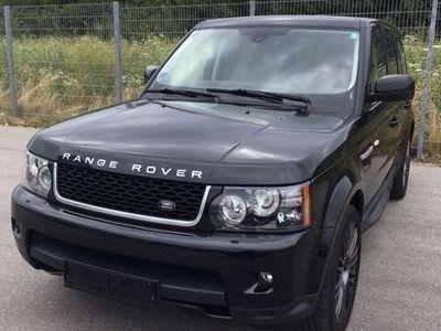 used Land Rover Range Rover Sport 3,0 HSE Black SUV / Geländewagen,