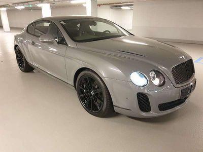 gebraucht Bentley Continental Supersport Sportwagen / Coupé
