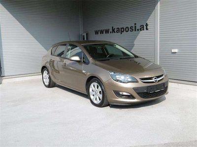 gebraucht Opel Astra 7 CDTI ecoflex Edition Start/Stop System Limousine