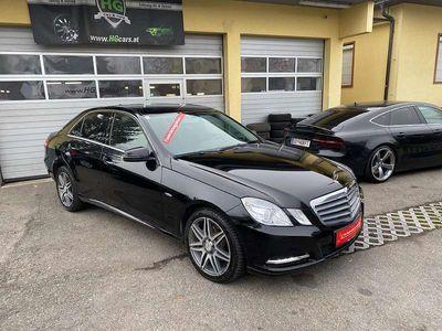 gebraucht Mercedes E200 E-KlasseCDI Avantgarde A-Edition Aut. Limousine