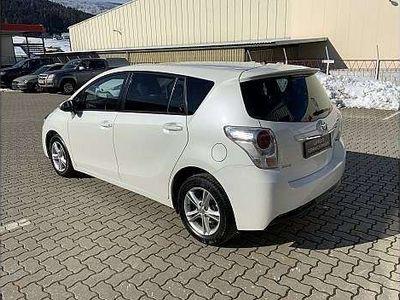 gebraucht Toyota Verso 1,8 VVT-i Active Automatik Design-Paket Kombi / Family Van