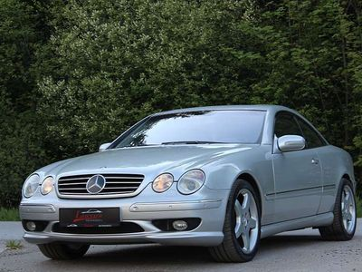 gebraucht Mercedes CL55 AMG CL-KlasseAMG Aut. *TOP* restauriert Sportwagen / Coupé