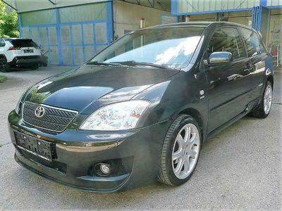gebraucht Toyota Corolla 1,6 VVT-i Linea Sol Klein-/ Kompaktwagen