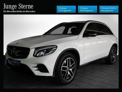 gebraucht Mercedes GLC250 4MATIC Aut. *AMG-Line*Night-Paket*AHK*Navi*u.v.m.*