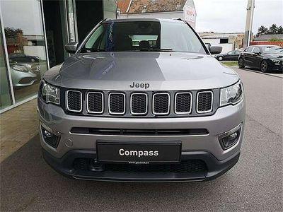 gebraucht Jeep Compass 2,0 MultiJet AWD 9AT 140 Longitude Busi... SUV / Geländewagen