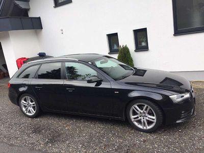 gebraucht Audi A4 A4quattro Kombi / Family Van
